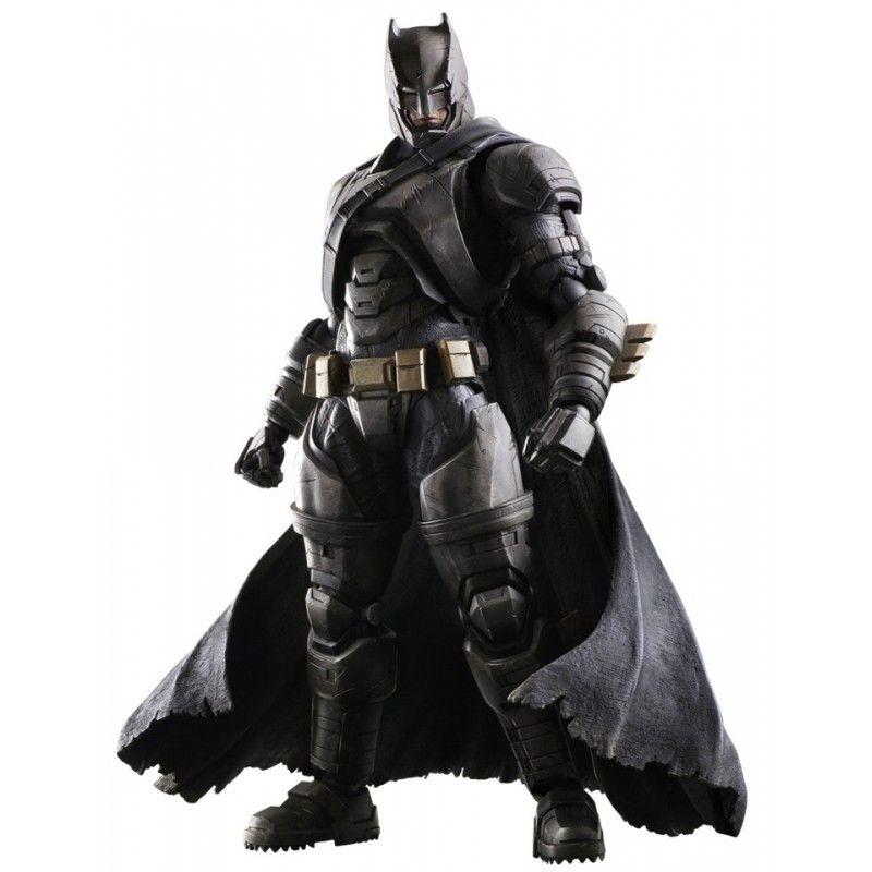 BATMAN V SUPERMAN - ARMORED BATMAN PLAY ARTS KAI PAK ACTION FIGURE