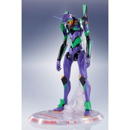 DYNACTION EVANGELION TEST TYPE-01 40CM ACTION FIGURE BANDAI