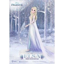 BEAST KINGDOM FROZEN 2 ELSA MASTER CRAFT STATUE FIGURE