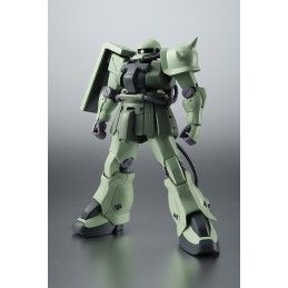 THE ROBOT SPIRITS MS-06F-2 ZAKU II ACTION FIGURE BANDAI