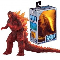 GODZILLA KING OF THE MONSTERS BURNING GODZILLA ACTION FIGURE NECA