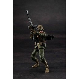GUNDAM PRINCIPALITY OF ZEON ARMY SOLDIER 01 ACTION FIGURE MEGAHOUSE