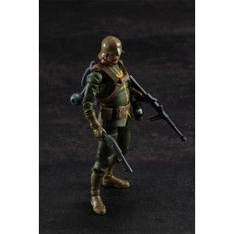 GUNDAM PRINCIPALITY OF ZEON ARMY SOLDIER 02 ACTION FIGURE MEGAHOUSE