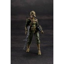 MEGAHOUSE GUNDAM PRINCIPALITY OF ZEON ARMY SOLDIER 03 ACTION FIGURE