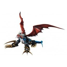 MEGAHOUSE DIGIMON ADVENTURES IMPERIAL DRAMON DRAGON MODE GEM STATUE