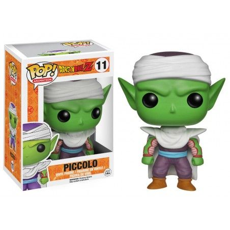 FUNKO POP! DRAGON BALL Z - PICCOLO BOBBLE HEAD KNOCKER FIGURE