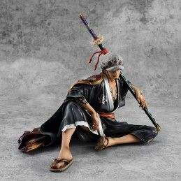 MEGAHOUSE ONE PIECE P.O.P. WARRIOR ALLIANCE TRAFALGAR LAW STATUE