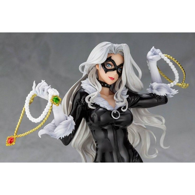 KOTOBUKIYA MARVEL BISHOUJO BLACK CAT 1/7 STATUE FIGURE
