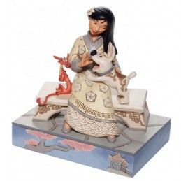 DISNEY MULAN STATUE FIGURE ENESCO
