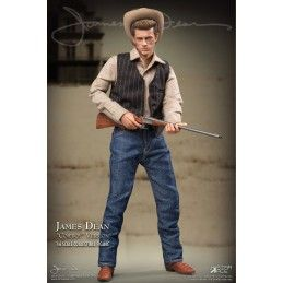 JAMES DEAN COWBOY VERSION ACTION FIGURE STAR ACE