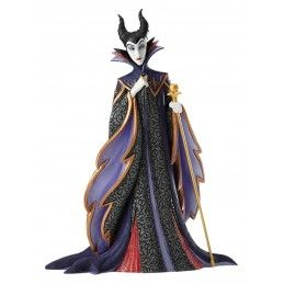 DISNEY SLEEPING BEAUTY MALEFICENT STATUE FIGURE ENESCO