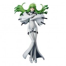 CODE GEASS LELOUCH OF THE REBELLION C.C. STATUE UNION CREATIVE