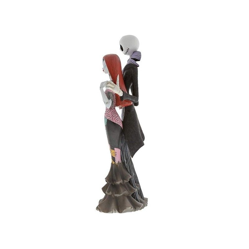 ENESCO NIGHTMARE BEFORE CHRISTMAS SALLY AND JACK STATUE FIGURE