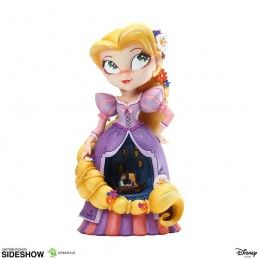 DISNEY RAPUNZEL STATUE MISS MINDY FIGURE ENESCO