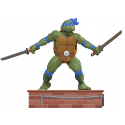 PCS COLLECTIBLES TEENAGE MUTANT NINJA TURTLES LEONARDO 23CM STATUE FIGURE