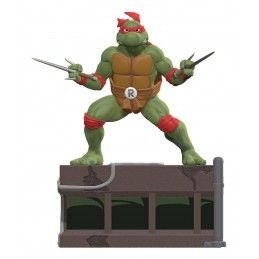PCS COLLECTIBLES copy of TEENAGE MUTANT NINJA TURTLES RAPHAEL 23CM STATUE FIGURE