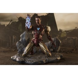 AVENGERS ENDGAME I AM IRON MAN S.H. FIGUARTS ACTION FIGURE BANDAI