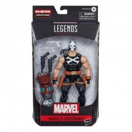 MARVEL LEGENDS BLACK WIDOW CROSSBONES ACTION FIGURE HASBRO
