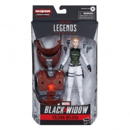 HASBRO MARVEL LEGENDS BLACK WIDOW YELENA BELOVA ACTION FIGURE