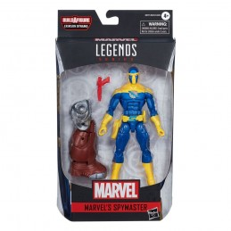 HASBRO MARVEL LEGENDS SPYMASTER ACTION FIGURE