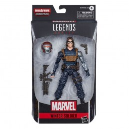 HASBRO MARVEL LEGENDS WINTER SOLDIER ACTION FIGURE