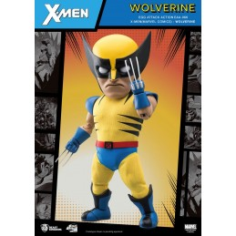 MARVEL X-MEN WOLVERINE EGG ATTACK ACTION FIGURE BEAST KINGDOM