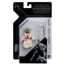 STAR WARS THE BLACK SERIES YODA ACTION FIGURE HASBRO