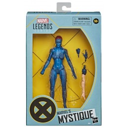HASBRO MARVEL LEGENDS X-MEN MYSTIQUE MYSTICA ACTION FIGURE