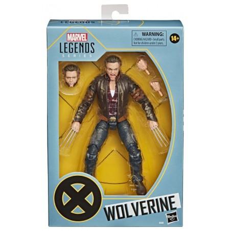 MARVEL LEGENDS X-MEN WOLVERINE ACTION FIGURE