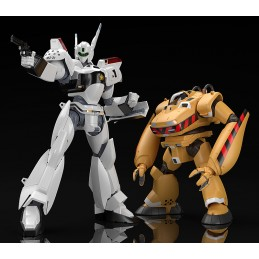 GOOD SMILE COMPANY MOBILE POLICE PATLABOR INGRAM AND BULLDOG MODEROID MODEL KIT
