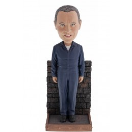 HANNIBAL LECTER HEADKNOCKER BOBBLE HEAD FIGURE ROYAL BOBBLES