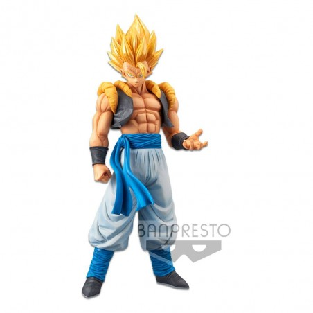 DRAGON BALL SUPER GRANDISTA GOGETA STATUE FIGURE