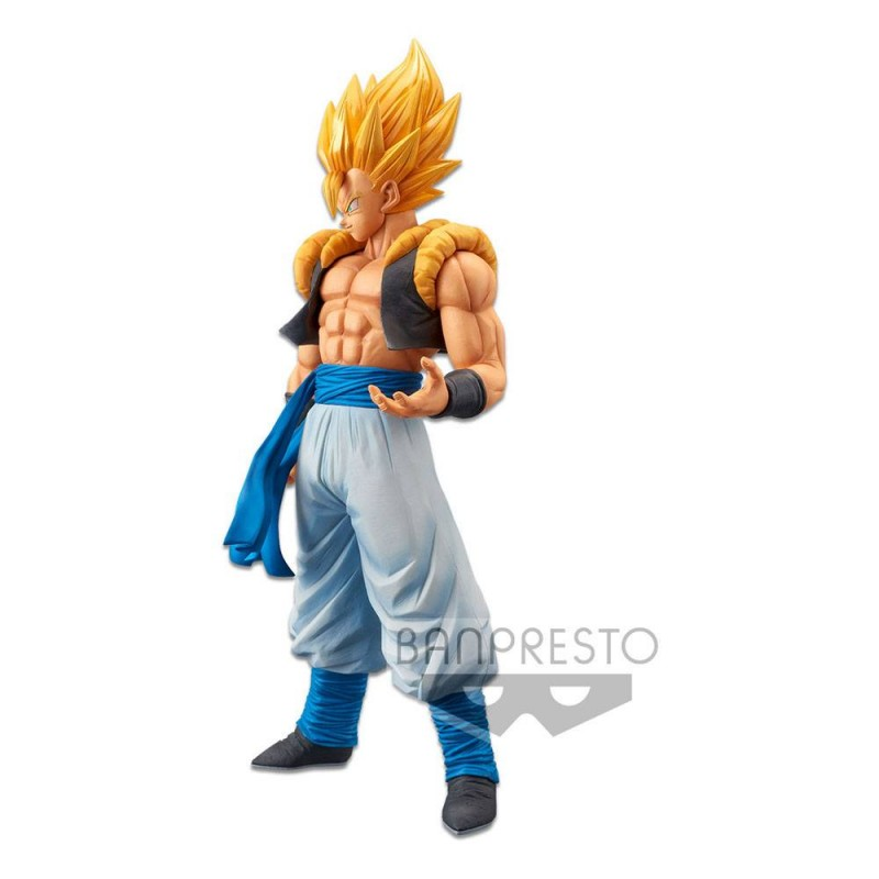 DRAGON BALL SUPER GRANDISTA GOGETA STATUE FIGURE BANPRESTO