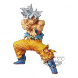 BANPRESTO DRAGON BALL SUPER DXF GOKU ULTRA INSTINCT STATUE FIGURE