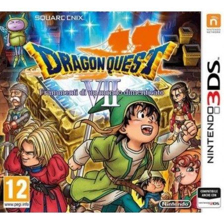 DRAGON QUEST VII 7 3DS NUOVO ITALIANO