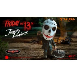 FRIDAY THE 13TH JASON VOORHEES HALLOWEEN DEFO REAL STATUE FIGURE STAR ACE