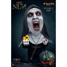 STAR ACE THE NUN OPEN MOUTH HALLOWEEN DEFO REAL STATUE FIGURE