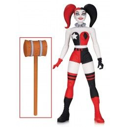 DC COMICS DESIGNERS SERIES DARWIN COOKE HARLEY QUINN ACTION FIGURE DC COLLECTIBLES