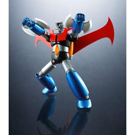 SRC SUPER ROBOT CHOGOKIN MAZINGER Z IRON CUTTER EDITION ACTION FIGURE