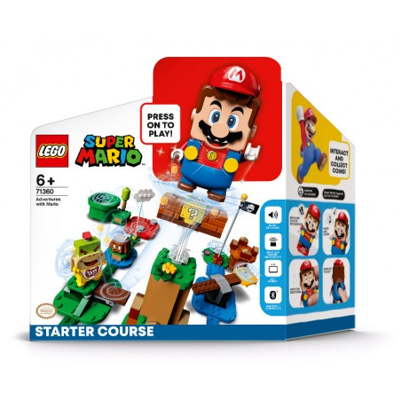 LEGO AVVENTURE DI MARIO STARTER PACK 71360