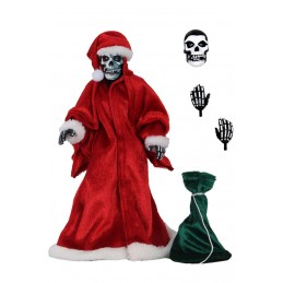 NECA MISFITS FIEND HOLIDAY CLOTHED ACTION FIGURE