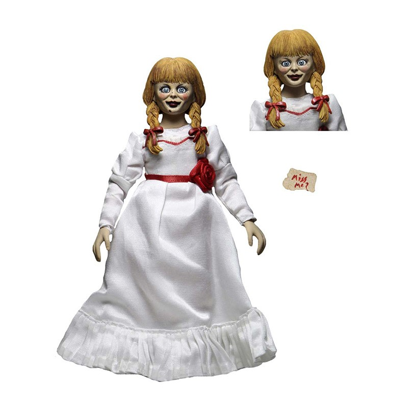 THE CONJURING ANNABELLE CLOTHED ACTION FIGURE NECA