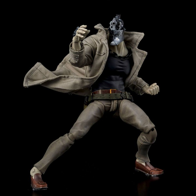 1000TOYS NO GUNS LIFE JUZO INUI 1/12 ACTION FIGURE
