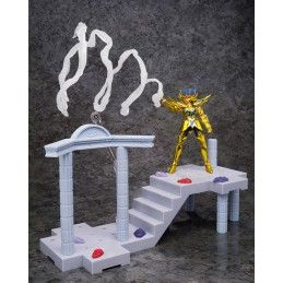BANDAI SAINT SEIYA D.D. PANORAMATION - DEATH MASK CANCER ACTION FIGURE