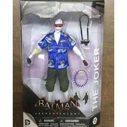 BATMAN ARKHAM KNIGHT - THE JOKER ACTION FIGURE DC COLLECTIBLES