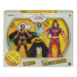 HASBRO MARVEL LEGENDS STORM AND THUNDERBIRD ACTION FIGURE