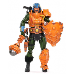 MASTERS OF THE UNIVERSE MAN AT ARMS ACTION FIGURE MONDO