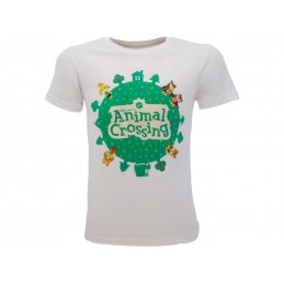 MAGLIA T SHIRT ANIMAL CROSSING