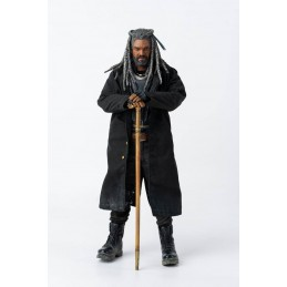 THREEZERO THE WALKING DEAD KING EZEKIEL ACTION FIGURE