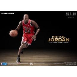 NBA MICHAEL JORDAN 23CM ACTION FIGURE ENTERBAY